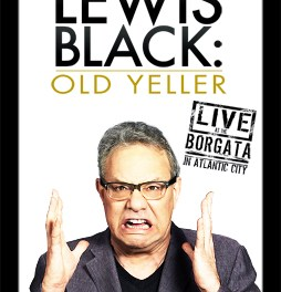 "Lewis Black's stand-up special, ""Old Yeller, Live At Borgata,"" to debut on PPV"