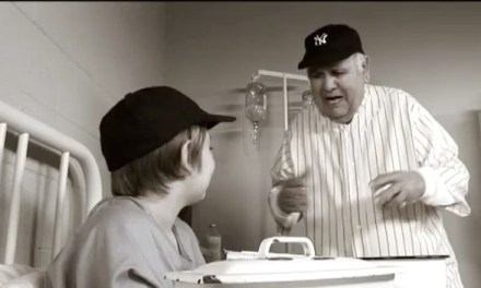 """The Babe and The Kid"" — Working with Jonathan Winters on his final dream role onscreen"