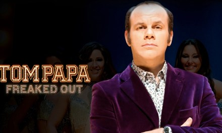 "Not so ""Freaked Out,"" Tom Papa finds his voice, makes bolder choices in EPIX special"