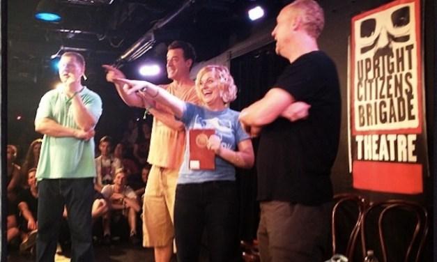 "In Their Own Words: Matt Besser, Ian Roberts and Matt Walsh on writing ""The Upright Citizens Brigade Comedy Improvisation Manual"""