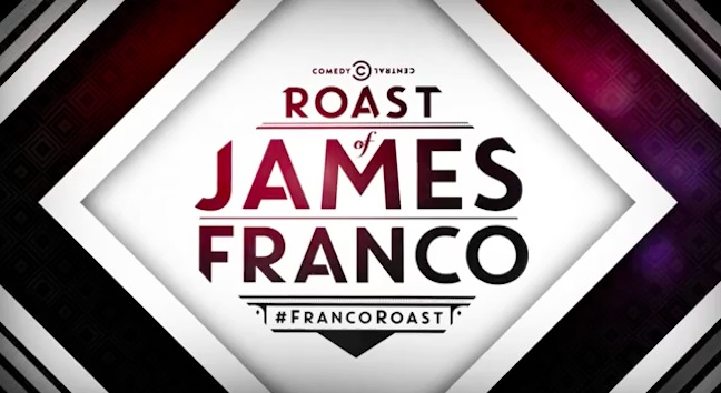Preview clips and quips from the Comedy Central Roast of James Franco