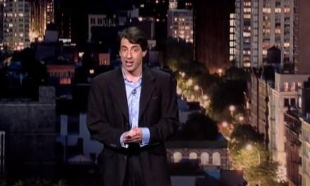Dan Naturman's killer fourth appearance on Late Show with David Letterman