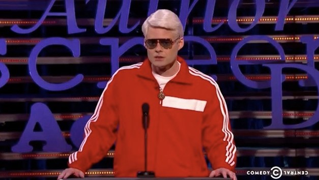 """Bill Hader as """"The President of Hollywood"""" and other great NSFW moments from the Comedy Central #FrancoRoast"""