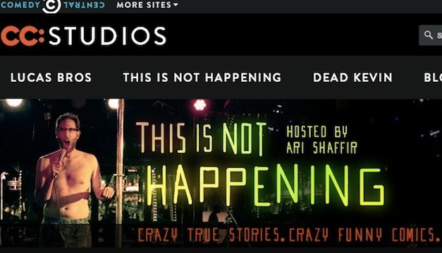 """That Happened: Ari Shaffir and comedians from his """"This Is Not Happening"""" series on Comedy Central share bonus commentary"""