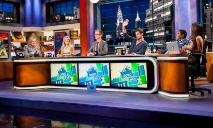 "Live each weekday, the ""Crowd Goes Wild"" for Michael Kosta on FOX Sports 1"