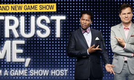 """D.L. Hughley and Michael Ian Black a dynamic dueling duo in TBS very funny """"Trust Me, I'm A Game Show Host"""""""