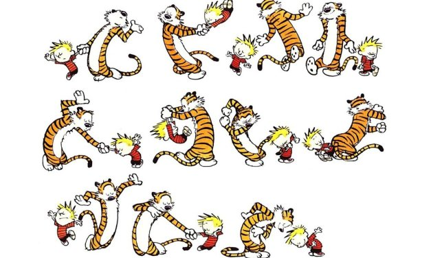 Calvin and Hobbes alive and dancing; Bill Watterson grants rare interview as documentary hits screens