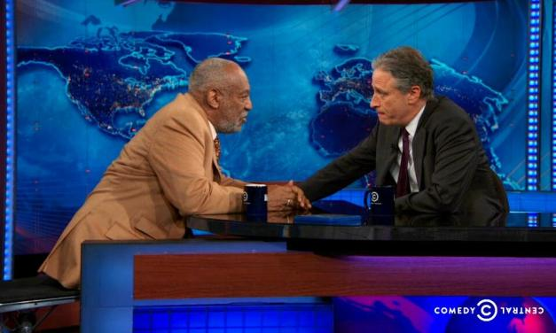 Bill Cosby's extended interview with Jon Stewart on The Daily Show