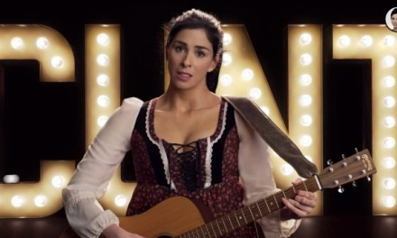 "Sarah Silverman's music video: ""Diva"""