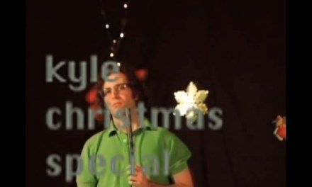 Kyle Mooney's half-hour Christmas special from 2012
