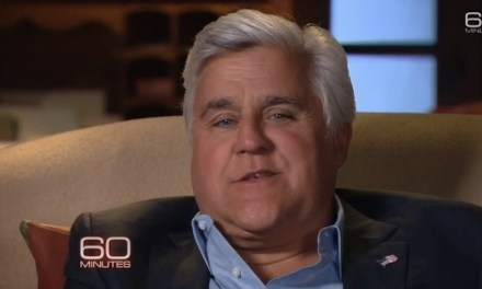 Jay Leno talks 60 Minutes before his second departure from NBC's Tonight Show