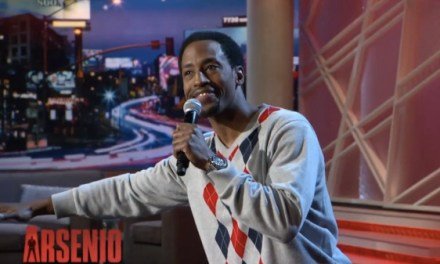Dwayne Perkins on The Arsenio Hall Show