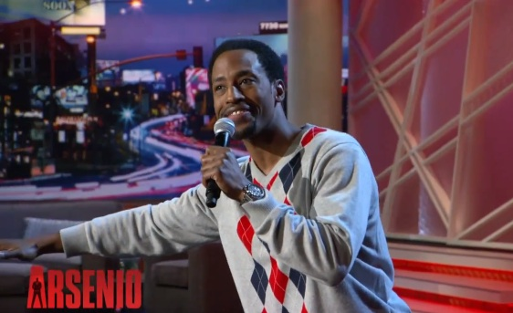 Dwayne Perkins on The Arsenio Hall Show
