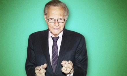 Friars Club names Larry King as its new Dean