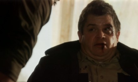 """Conan presents """"Patton Oswalt Gets The Crap Kicked Out of Him"""" TV/movie supercut highlight reel"""