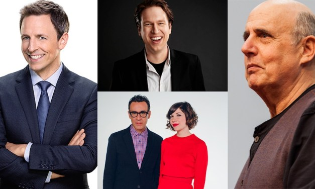 Late-night TV talk show hosts converging on SXSW in March 2014