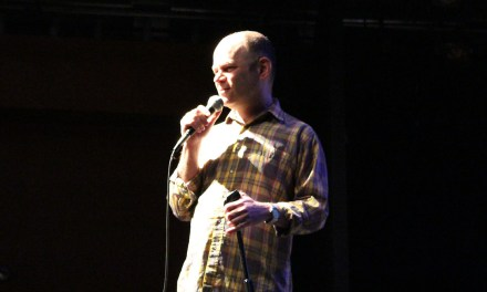 "Todd Barry's ""The Crowd Work Tour"" filmed as special to be released by Louis C.K."