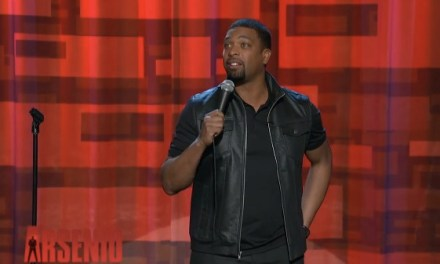 DeRay Davis on The Arsenio Hall Show