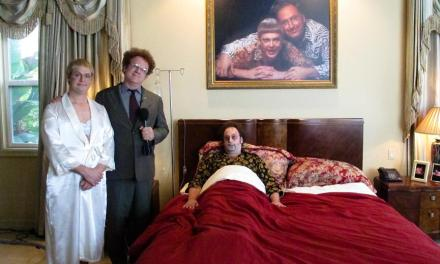 """John C. Reilly returns for season 3 of """"Check It Out! with Dr. Steve Brule"""" on Adult Swim"""