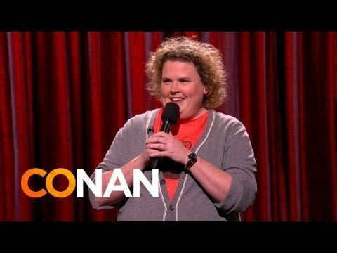 Fortune Feimster's late-night debut on Conan