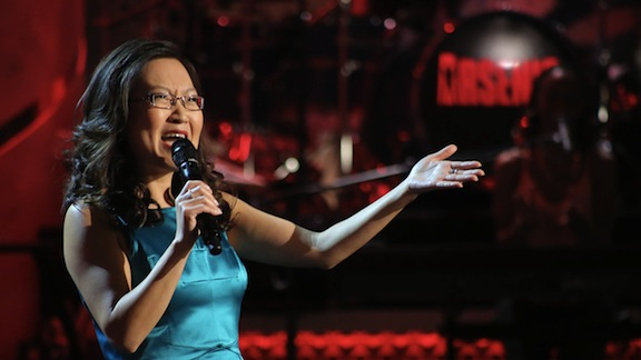 Helen Hong on The Arsenio Hall Show