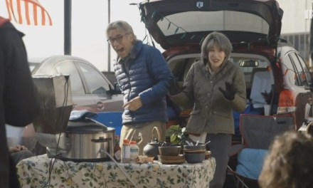 IFC's Portlandia goes tailgating…for Prairie Home Companion