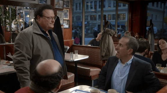 Comedians In Cars Getting Coffee George Costanza The Over Cheer