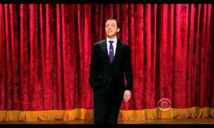 Tony Deyo on Late Late Show with Craig Ferguson