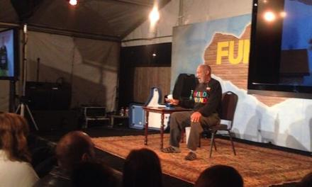 "Backyard Bill Cosby: An intimate night amid the Spring Break for freaks, geeks and ""Greeks"" of SXSW"