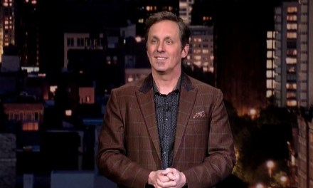 Jake Johannsen, on whale watching, on Late Show with David Letterman