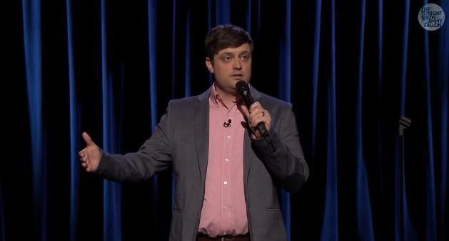 Nate Bargatze on The Tonight Show Starring Jimmy Fallon
