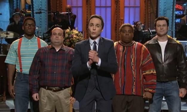 SNL #39.14 RECAP: Host Jim Parsons, musical guest Beck (Colin Jost's Weekend Update debut)