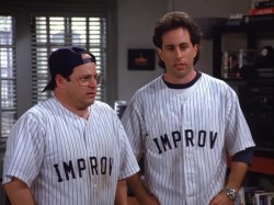 Seinfeld_Improv_Softball