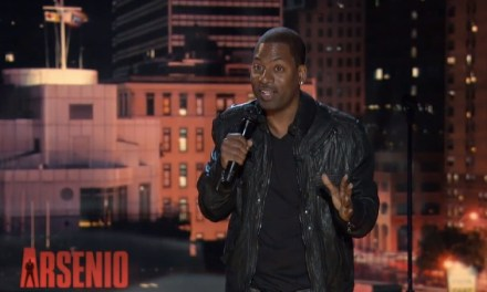 Tony Rock on The Arsenio Hall Show