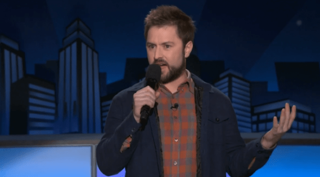 Adam Cayton-Holland on The Pete Holmes Show