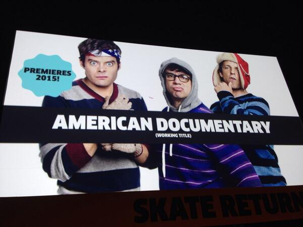 "IFC goes big on ""American"" in 2015, ordering new series from Seth Meyers, Fred Armisen and Bill Hader; another starring Rob Huebel"