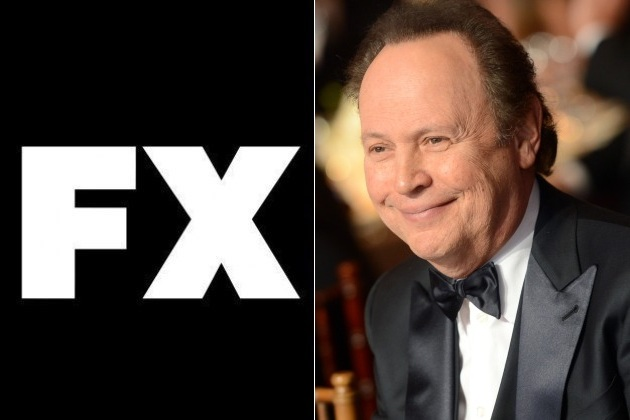 "FX orders Billy Crystal's ""The Comedians"" to series"