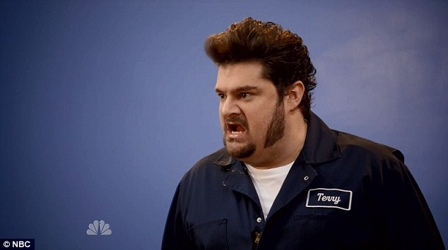 "Bobby Moynihan's extended improvisations from SNL's ""12 Years A Slave"" auditions sketch"