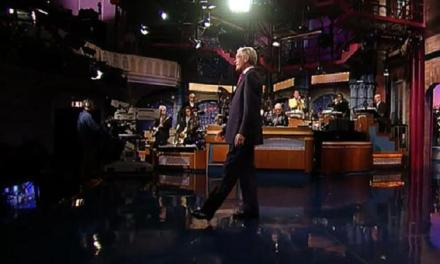 David Letterman retiring from Late Show on CBS in 2015