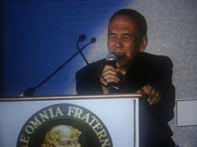Shecky Greene quits Friars Club over Gilbert Gottfried joke?!