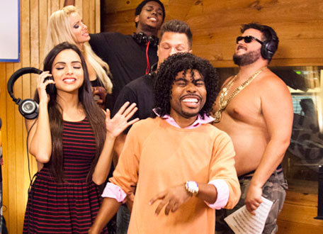 """The comedians of MTV2's """"Guy Code"""" sing in this music video, """"Respect The Code"""""""