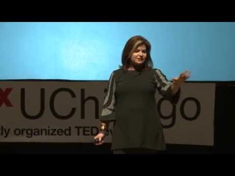 """""""Braving the Unknown,"""" Susan Messing's Ted Talk in Chicago, April 2014"""