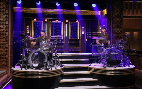 Will Ferrell's drum-off with Chad Smith of the Red Hot Chili Peppers on The Tonight Show