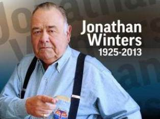 Petition to Declare a National Jonathan Winters Day