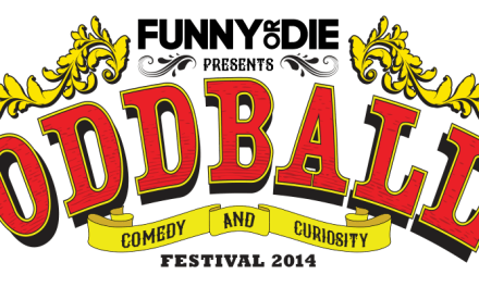 Look who's joining the Funny or Die Oddball Comedy & Curiosity Tour for summer 2014