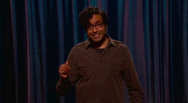 Hari Kondabolu on Conan