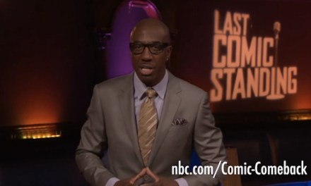 "Last Comic Standing's ""Comic Comeback"" gives eliminated comedians a second chance in online face-offs, votes"