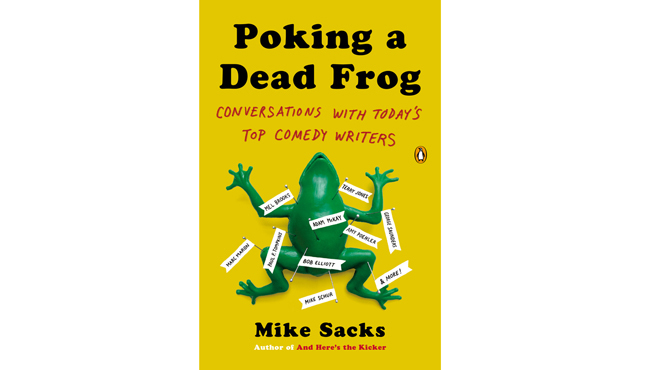 "Summer Reads: Amy Poehler's Pure, Hard-Core Advice in ""Poking a Dead Frog"" by Mike Sacks"