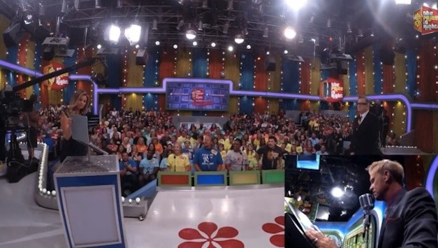 The Price is Right like you've never seen it before: From all 18 camera angles