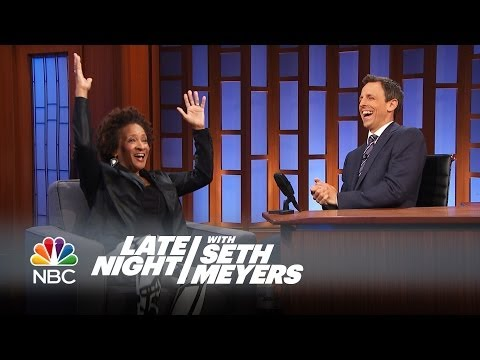 Wanda Sykes tells Seth Meyers why Last Comic Standing is invitation only now